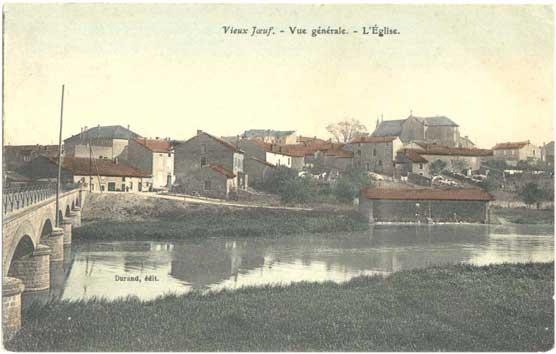 Vieux village de Joeuf